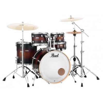 Zestaw perkusyjny Pearl Decade Maple DMP905/C260 + hardware