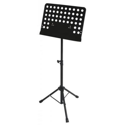 Pulpit na nuty orkiestrowy FX – pełny z otworami