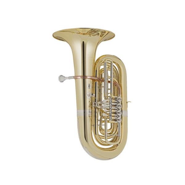 Tuba Bb Cerveny CVBB 671-4G