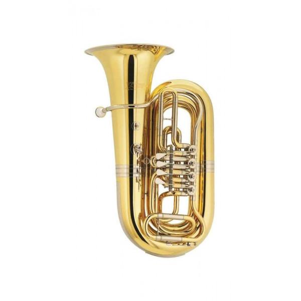 Tuba Bb Cerveny CVBB 683-4R
