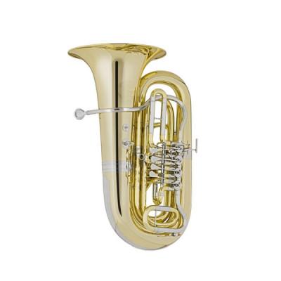 Tuba Bb Cerveny CVBB 603-4