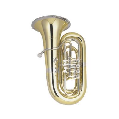 Tuba Bb Cerveny CVBB 603-4R