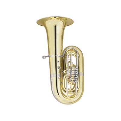 Tuba Bb Cerveny CVBB 696-4R
