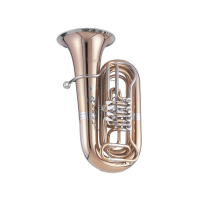 Tuba Bb Cerveny CVBB 783-4R