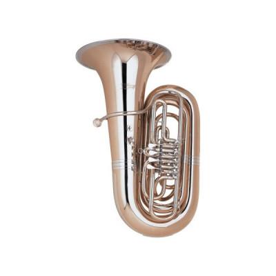 Tuba Bb Cerveny CVBB 793-4R