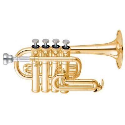 Trąbka piccolo Yamaha YTR-6810