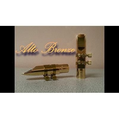 Ustnik do saksofonu altowego Berg Larsen Bronze 85/2 M
