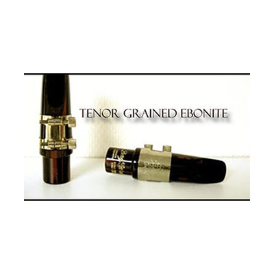 Ustnik do saksofonu tenorowego Berg Larsen Grained Ebonite 100/2 SMS