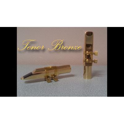 Ustnik do saksofonu tenorowego Berg Larsen Bronze 110/2 M