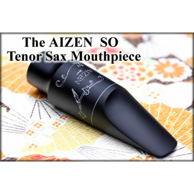 Ustnik do saksofonu tenorowego Aizen TSSO model 8