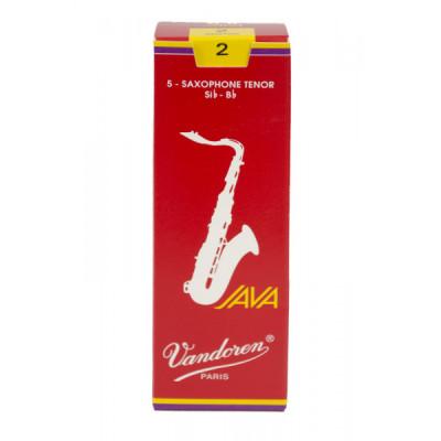 Stroiki do saksofonu tenorowego Vandoren Java Red - opakowanie 5 sztuk