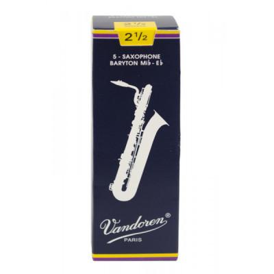 Stroik do saksofonu barytonowego Vandoren Traditional - 1 sztuka