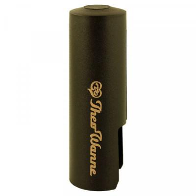 Ochraniacz na ustnik do saksofonu altowego Theo Wanne Plastic Cap - Metal