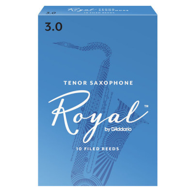 Stroik do saksofonu tenorowego Rico Royal by D'Addario - 1 sztuka