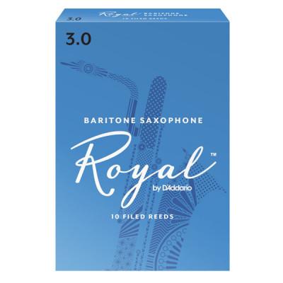 Stroik do saksofonu barytonowego Rico Royal by D'Addario - 1 sztuka
