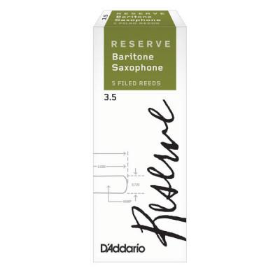 Stroik do saksofonu barytonowego Rico Reserve by D'Addario - 1 sztuka
