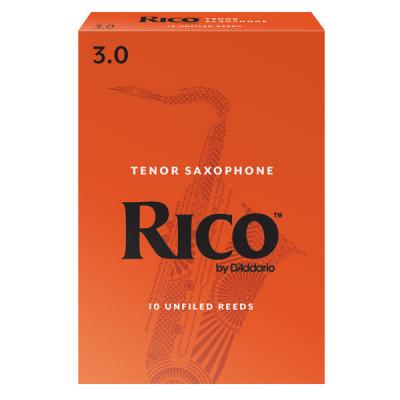 Stroiki do saksofonu tenorowego Rico by D'Addario - opakowanie 10 sztuk