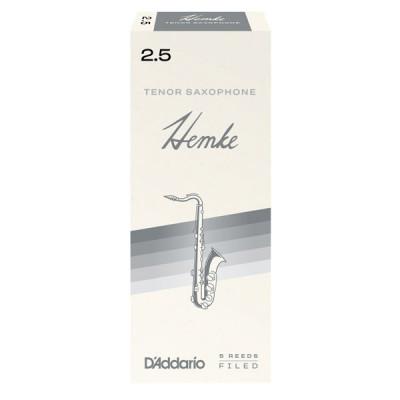 Stroiki do saksofonu tenorowego Rico Hemke - opakowanie 5 sztuk