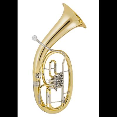 Sakshorn tenorowy Cerveny CTH-521-3