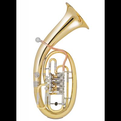 Sakshorn tenorowy Cerveny CTH-821-4