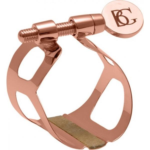 Ligatura z ochraniaczem do klarnetu Bb BG L39