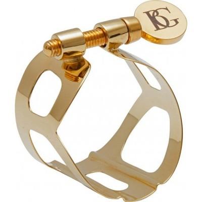 Ligatura z ochraniaczem do saksofonu altowego BG L10