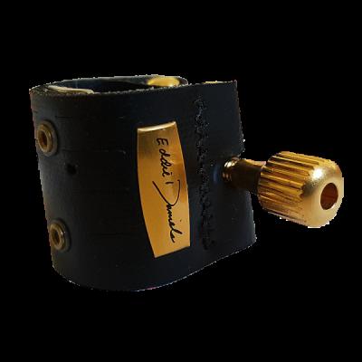 Ligatura z ochraniaczem do saksofonu sopranowego Rovner EDDIE DANIELS II 1RXS-EDII