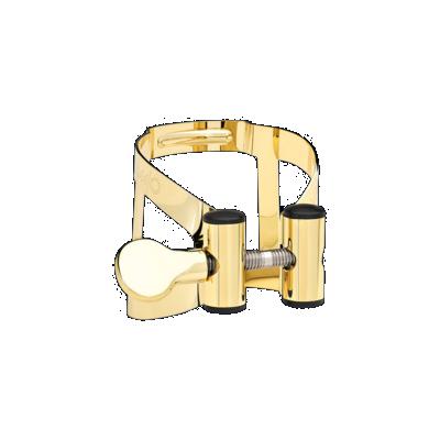 Ligatura z ochraniaczem do saksofonu sopranowego Vandoren M/O