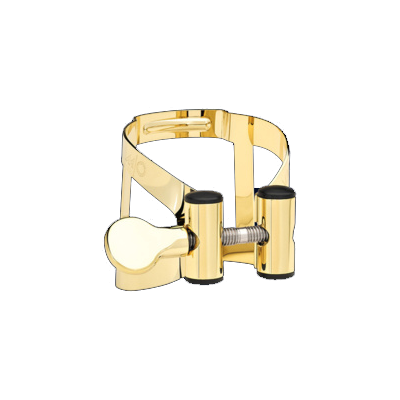 Ligatura z ochraniaczem do saksofonu tenorowego Vandoren M/O