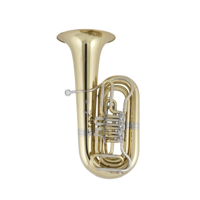 Tuba Bb Cerveny CVBB 681-4