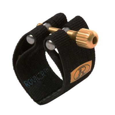 Ligatura z ochraniaczem do saksofonu sopranowego Rovner MKIII C-1RVS