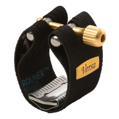 Ligatura z ochraniaczem do saksofonu altowego Rovner VERSA V-3MLA
