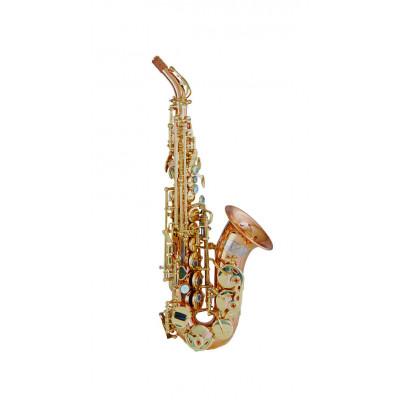 Saksofon sopranowy Fenix FSS-150C