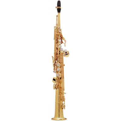 Saksofon sopranowy Selmer Super Action 80 SerieII GG