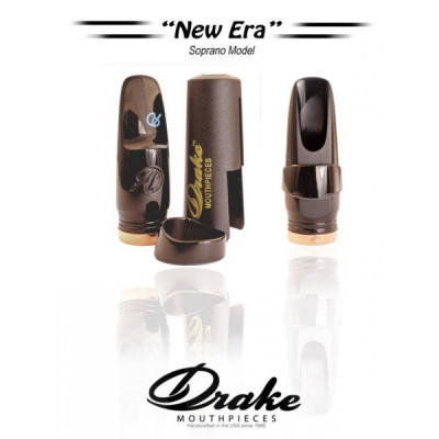 """Ustnik do saksofonu sopranowego Drake New Era Soprano NES .075"""""""