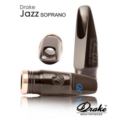 Ustnik do saksofonu sopranowego Drake Vintage Resin Jazz Soprano VRJS 8