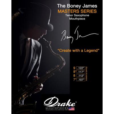 Ustnik do saksofonu tenorowego Drake Master Series Boney James 9