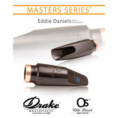 Ustnik do saksofonu tenorowego Drake Master Series E. Daniels Open Secret 6