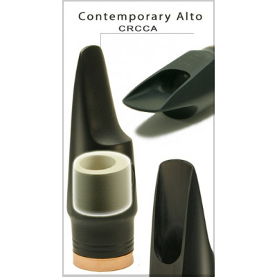 Ustnik do saksofonu altowego Drake Ceramic Resonance Chamber Contemporary Alto CRCCA 5