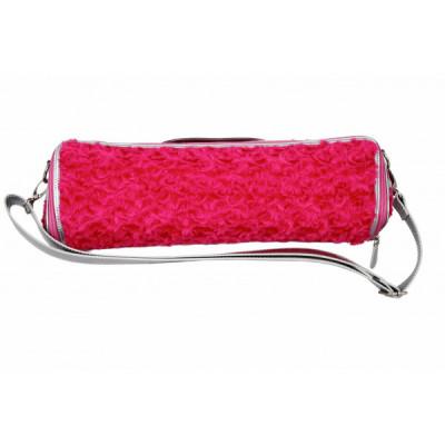 Pokrowiec na futerał do fletu NuBoo Pink Poodle