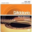 Struny D'addario EZ900 10-50