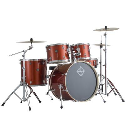 Zestaw perkusyjny z hardware'm Dixon PODSP 520 (BWR)