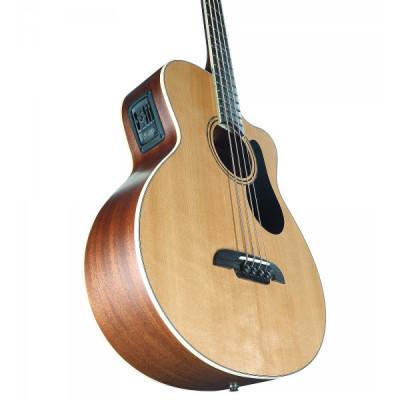 Gitara basowa elektroakustyczna Alvarez AB 60 CE (N)