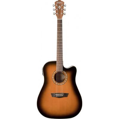 gitara elektroakustyczna Washburn WD 7 SCE (ATB)