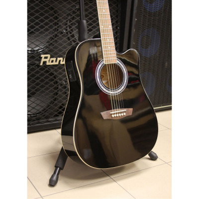 Gitara elektroakustyczna Washburn WA 90 CE (B)
