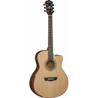 Gitara elektroakustyczna Washburn WCG 15 CE (N)