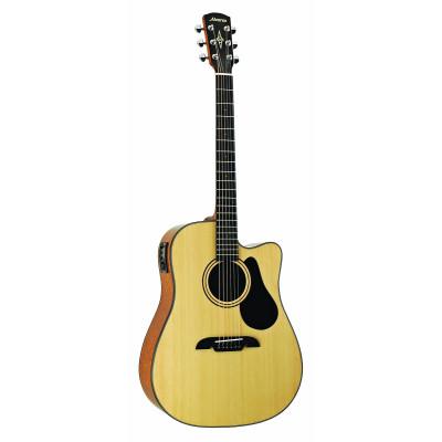 Gitara elektroakustyczna Alvarez AD 30 CE (N)