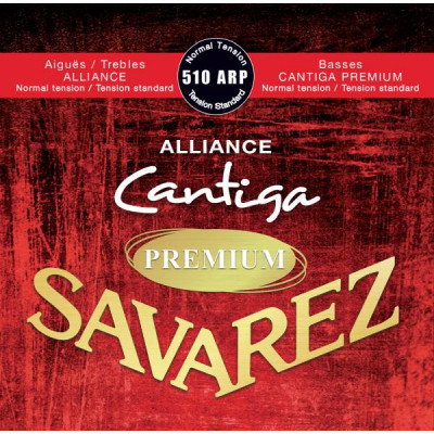 Komplet strun do gitary klasycznej Savarez SA 510 ARP
