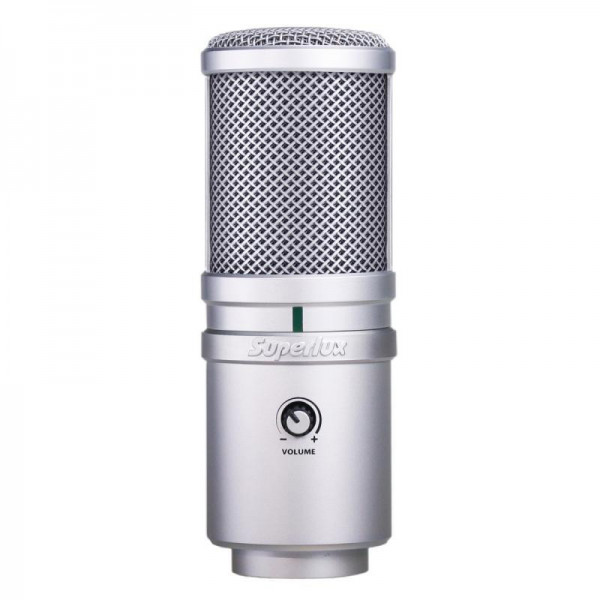 Mikrofon pojemnościowy Superlux E205U USB
