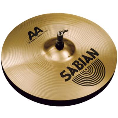 """Talerz hi-hat Sabian AA 15"""" Metal X Hats"""